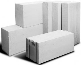 Пеноблоки, газосиликатные блоки