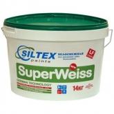Матовая дисперсионная краска - SuperWeiss