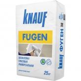 Шпаклёвка гипсовая Knauf Фуген, 25 кг