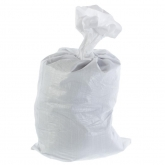 Мешки строительные для мусора 55х95 см, цвет белый