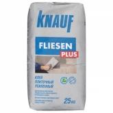 Клей для плитки Knauf Флизен Плюс, 25 кг