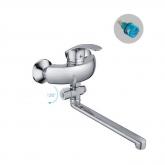 Смеситель для ванны с длинным гусаком ф40 30F FRAP / Фрап