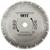 Диск алмазный сегментный Fit HQ 37313 125x22,2 мм