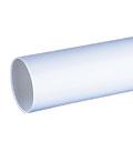 12,5 ВП воздуховод пластиковый 0.5м