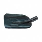 Лопата совковая, с ребром жесткости, рельсовая сталь, без черенка