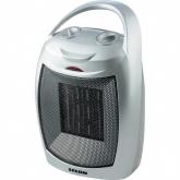 Тепловентилятор электр. керамический BHС-1500, 3 режима, вентилятор, нагрев 750-1500 Вт. STERN