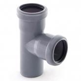 Тройник канализационный внутренний D 32/32 х 90* Sinikon/Синикон