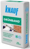 Knauf Грюнбанд 25 кг штукатурка цементная теплоизоляционная фасадная