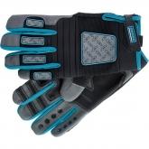 Перчатки универсальные комбинированные Deluxe, XL. GROSS