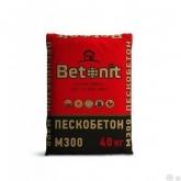 Бетонит Пескобетон М-300 40 кг