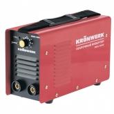 Аппарат инверторный дуговой сварки ММА-160IW, 160 А, ПВР60%, диаметр электрода 1,6-3,2 мм, провод 2 м