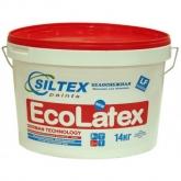 Интерьерная краска для потолков EcoLatex (SILTEX профи)