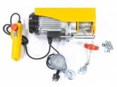 Тельфер электрический TF-500, 0,5 т, 1020 Вт, высота 12 м, 10 м/мин
