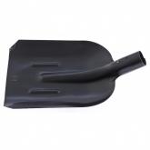 Лопата совковая с ребрами жесткости, упрочненная сталь Ст5, без черенка