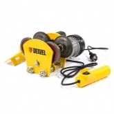 Каретка электрическая для тельфера Т-1000,1 т, 540 Вт