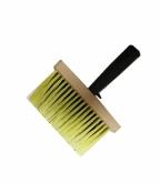 Кисть макловица 150х70 мм искусственная щетина деревянный корпус