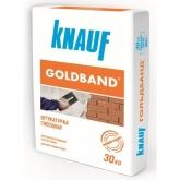 Гипсовая штукатурка GOLDBAND Knauf