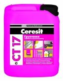 Ceresit CT 17. Универсальная грунтовка для впитывающих оснований 10л