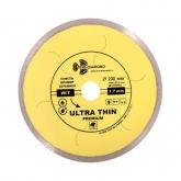Алмазный диск TD Solid Wet Ultra Thin d 125 мм (керамика, керамогранит)