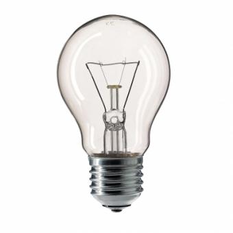 Лампа накаливания Е27 75 вт