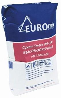 Пескобетон М300 Euromix 40кг