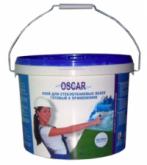 Готовый клей для стеклообоев «Oscar» 10л