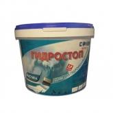 Гидроизоляционная мастика ГИДРОСТОП (COVER универсал) 10 кг.