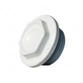 """Пробка диаметр алюминевого радиатора 1""""х1/2"""" левый Lammin/Ламмин"""