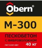 Пескобетон ОБЕРН М-300 (1/35) 40 кг
