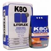 Плиточный клей Литокол Литофлекс К80 (25 кг)