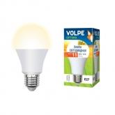 Светодиодная лампа серии Optima LED-A60-11W/WW/E27/FR/O