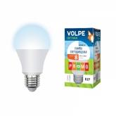 Светодиодная лампа серии Optima LED-A60-8W/NW/E27/FR/O