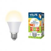 Светодиодная лампа серии Optima LED-A60-8W/WW/E27/FR/O