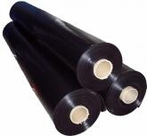 Пленка полиэтиленовая черная 200 мкм (3х100)