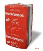 Каменная вата «Роквул Лайт Баттс» 1000х600х50мм (6м2, 0,3м3) уп/10плит