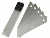 Лезвия для ножа 18мм (10шт в упаковке)