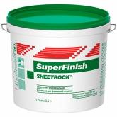 Шпатлевка SHEETROCK / ШИТРОК (3.5 л / 5 кг)