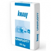 Шпатлевка Унифлот 25 кг