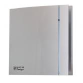 Soler & Palau Silent 200 CHZ Design-3C silver (с датчиком влаги)