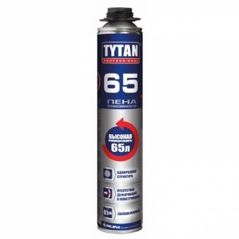 Пена профессиональная Титан 65 (750 ml)