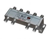 ДЕЛИТЕЛЬ ТВ х 8 под F разъём 5-1000 МГц PROCONNECT